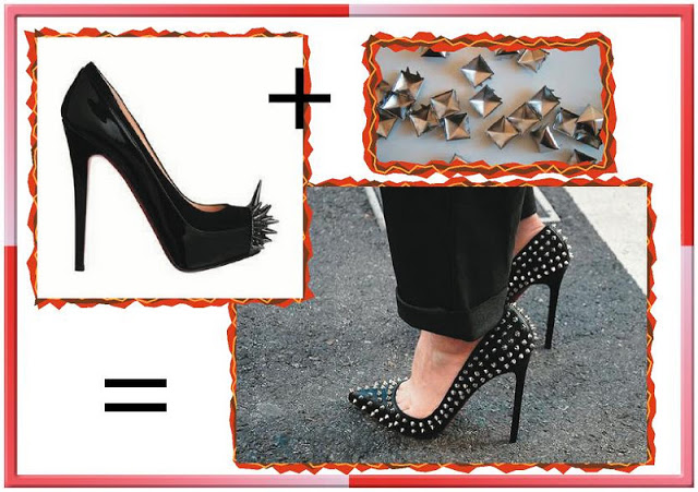diy ayakkabı shoes zımba yapımı
